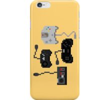 Pixel History - Sega Controllers iPhone Case/Skin