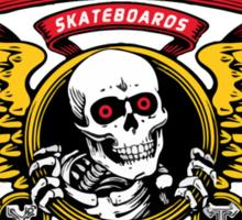 Powell Peralta Skateboards Sticker