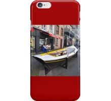 Granville, France 2012 - Reading Boat iPhone Case/Skin