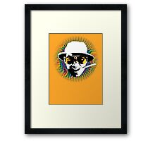H.S.Thompson Framed Print