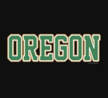 Oregon Jersey Green by USAswagg2