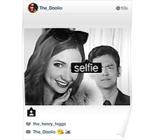 selfie Poster
