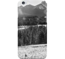 Kananaskis Valley iPhone Case/Skin