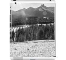 Kananaskis Valley iPad Case/Skin