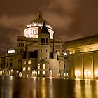 Christian Science Church by James Hughes