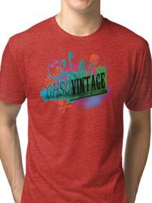 Oh So Vintage Tri-blend T-Shirt
