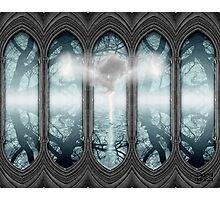 Lightning Pool Photographic Print