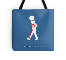 D-music Dumb-step Tote Bag
