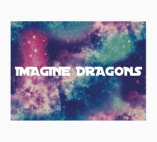 imagine dragons galaxy T-Shirt