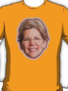 Elizabeth Warren 2016 Progressive Liberal Democrat T-Shirt