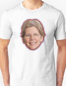 Elizabeth Warren 2016 Progressive Liberal Democrat Unisex T-Shirt