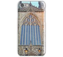 YORK MINSTER iPhone Case/Skin
