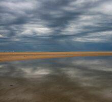 Sandbar 2 by Richard Heath
