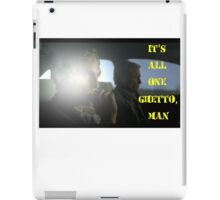 True Detective - Rust Quote iPad Case/Skin