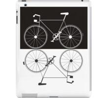 Two Bikes iPad Case/Skin