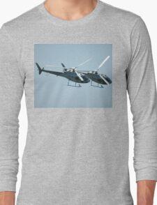 RAN Ecureil Formation Team @ Amberley 2008 Long Sleeve T-Shirt