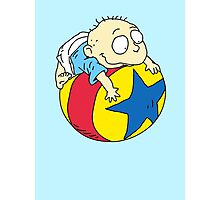 Tommy Pickles from The Rugrats Photographic Print