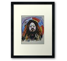 Roy Wood Framed Print