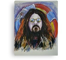 Roy Wood Canvas Print