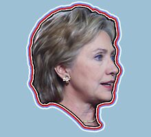 Hillary Clinton 2016 Liberal Democrat Womens Fitted T-Shirt