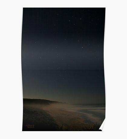 Johanna Beach - Under the Stars 1 Poster