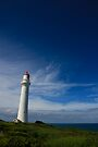 Split Point Lighthouse - Aireys Inlet - 2 by Richard Heath