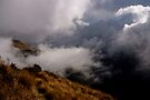 Himalaya - A walk in the Clouds 1 by Richard Heath