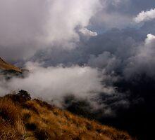 Himalaya - A walk in the Clouds 1 by Richard Heath