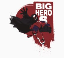 Big Hero! One Piece - Long Sleeve