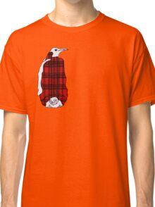 Tartan Penguin Classic T-Shirt
