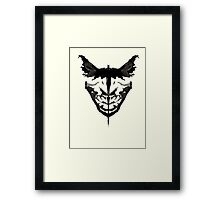 Batman Chronicle Framed Print