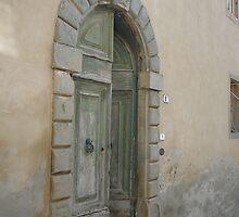 Tuscan door - Tuscan Door collection by Maike