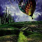 Leaving Oz by Kim Slater