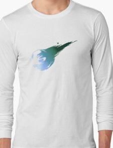 Final Fantasy 7 logo VII Long Sleeve T-Shirt