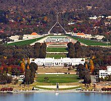 Canberra by Darren Stones