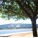 Across The Lake by AmyAutumn