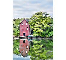 Robinhood Cove, Maine Photographic Print