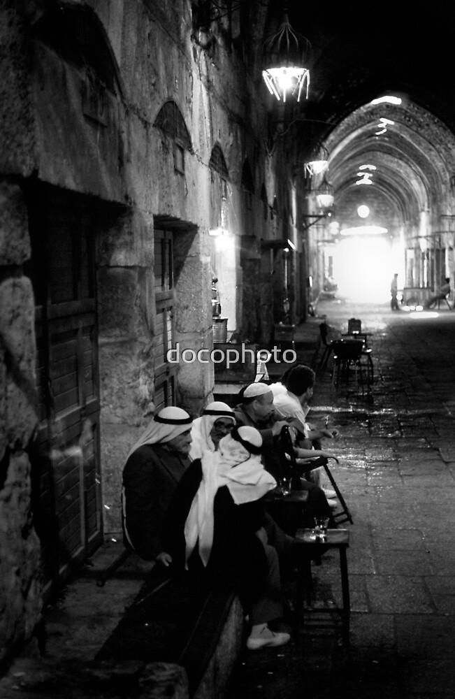 Old City, Jerusalem by docophoto