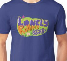 Lonely Rolling Star Unisex T-Shirt