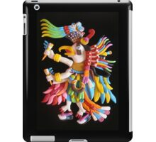 Mayan Wind God iPad Case/Skin