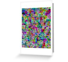 party quads Greeting Card
