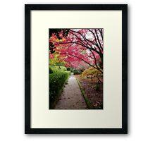Autumn Delights Framed Print