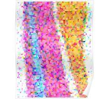 pixel dance Poster