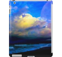 Dawn's Violets and Blues iPad Case/Skin