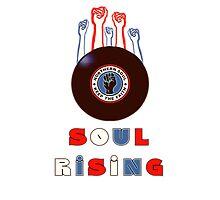Northern Soul Duvet Cover by ImageMonkey