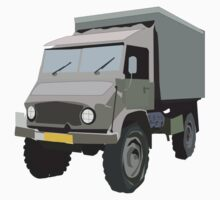 Unimog by 2piu2design