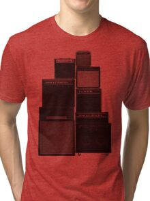 the great wall of LOUD Tri-blend T-Shirt