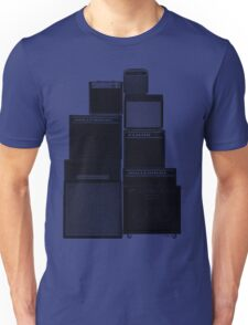 the great wall of LOUD Unisex T-Shirt