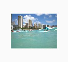Surf At Waikiki Unisex T-Shirt
