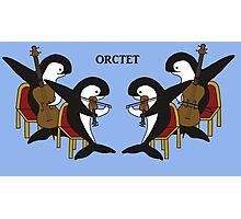 Orctet - Quartet parody Photographic Print